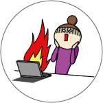 パソコンが苦手な起業女性